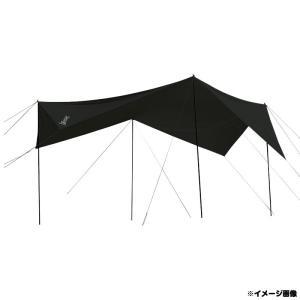 タープ・シェルター DOD チーズタープ 5m×5m ブラック|naturum-od