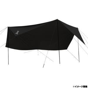 タープ・シェルター DOD チーズタープ 5m×5m ブラック|naturum-od|02