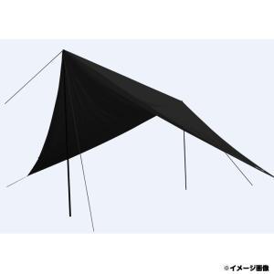 タープ・シェルター DOD チーズタープ 5m×5m ブラック|naturum-od|05