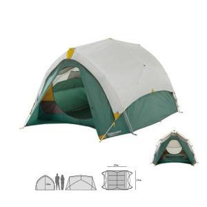 テント サーマレスト トランクイリティー4 売り込み 送料無料