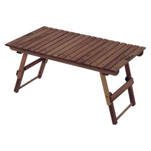 ■カラー:BR ■ジャンル:アウトドアテーブル・チェア・スタンド/アウトドアテーブル/キャンプテーブ...