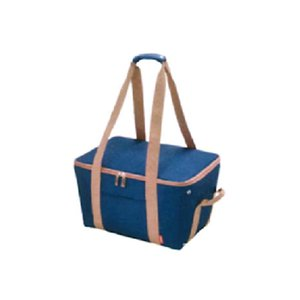 ソフトクーラー サーモス 保冷買い物バッグ 25L ブルー|naturum-od