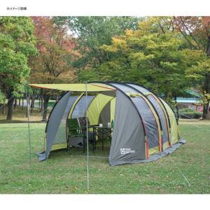 テント TENT FACTORY トンネル2ルームテント ロング 専用グランドシート付き グラスファイバー|naturum-od|13