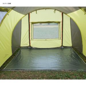 テント TENT FACTORY トンネル2ルームテント ロング 専用グランドシート付き グラスファイバー|naturum-od|16
