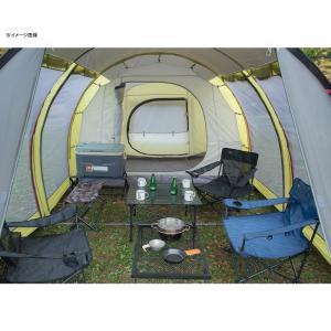 テント TENT FACTORY トンネル2ルームテント ロング 専用グランドシート付き グラスファイバー|naturum-od|18