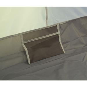 テント TENT FACTORY トンネル2ルームテント ロング 専用グランドシート付き グラスファイバー|naturum-od|19