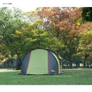 テント TENT FACTORY トンネル2ルームテント ロング 専用グランドシート付き グラスファイバー|naturum-od|04