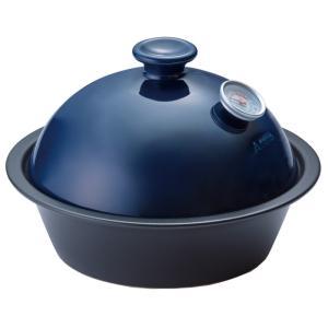 ■サイズ:1200ml ■カラー:藍 ■ジャンル:ダッチオーブン・スモーカー/オーブン・スモーカー/...