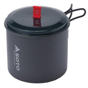 ■ジャンル:調理器具・調理用品/クッカーセット/アルミ製ソロクッカーセット ■メーカー: SOTO