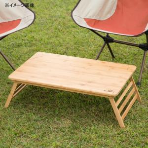 アウトドアテーブル BUNDOK バンブーテーブル60 ウッド|naturum-od|03