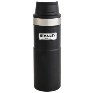水筒・ボトル・ポリタンク スタンレー クラシック真空ワンハンドマグII 0.47L ブラック naturum-od