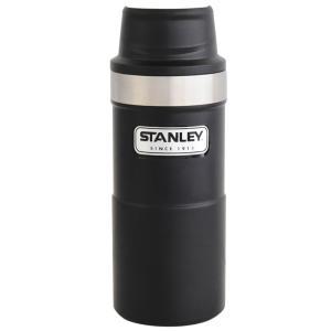 水筒・ボトル・ポリタンク スタンレー クラシック真空ワンハンドマグII 0.35L ブラック naturum-od