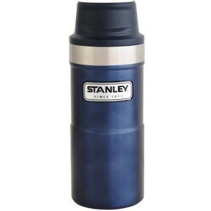 水筒・ボトル・ポリタンク スタンレー クラシック真空ワンハンドマグII 0.35L ロイヤルブルー naturum-od