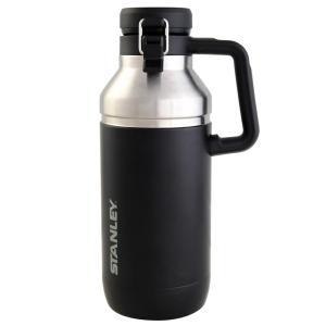 水筒・ボトル・ポリタンク スタンレー ゴーシリーズ 真空グロウラー 1.9L ブラック
