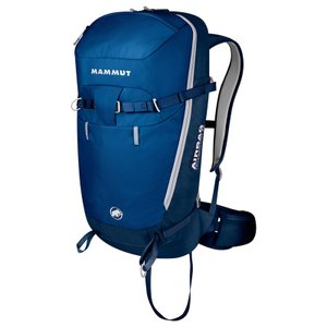 <title>デイパック バックパック マムート 往復送料無料 Light Removable Airbag 3.0 30L ultramarine×marine</title>