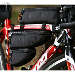 自転車バッグ ドッペルギャンガー パズルフレームバッグ ブラック naturum-od 03