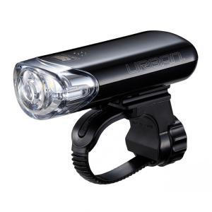 自転車アクセサリー キャットアイ HL-EL145 LEDライト URBAN BK naturum-od