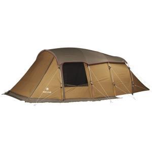 テント スノーピーク エントリー2ルーム エルフィールド|naturum-od