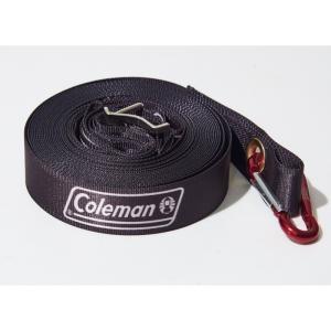 ■ジャンル:テント・タープ/キャンプ設営用具/ロープ(張り縄) ■メーカー: Coleman(コール...