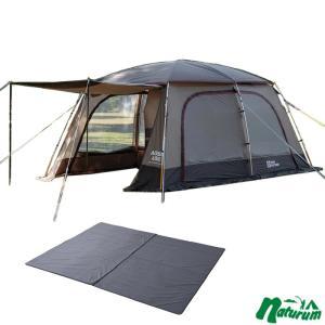 テント TENT FACTORY 2ルームスクリーンテント AOBA 専用グランドシート付き+フォールディングクッションマット アオバ ブランド買うならブランドオフ 450 最安値