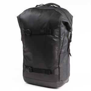 デイパック・バックパック コロンビア THIRD BLUFF 30L BACKPACK(サードブラフ 30L バックパック) 30L 011(BLACK HEATHER)|naturum-od