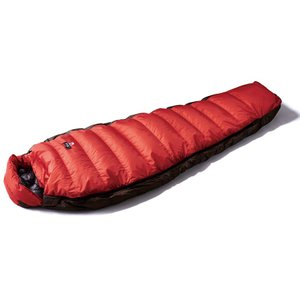 入手困難 マミー型シュラフ ナンガ オーロラライト900DX ショート RED 春の新作