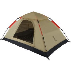 ■カラー:ベージュ ■ジャンル:テント・タープ/テント/ツーリング、バックパッカー用テント ■メーカ...