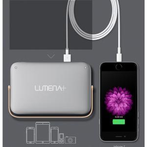 アウトドアランタン NNINE LUMENA(ルーメナー)プラス 1800ルーメン 電池式 ブラック naturum-od 14