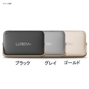 アウトドアランタン NNINE LUMENA(ルーメナー)プラス 1800ルーメン 電池式 ブラック naturum-od 03