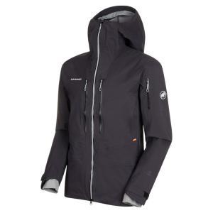 <title>アウトドアジャケット マムート Haldigrat 買取 HS Hooded Jacket Men's XL 0001 black</title>