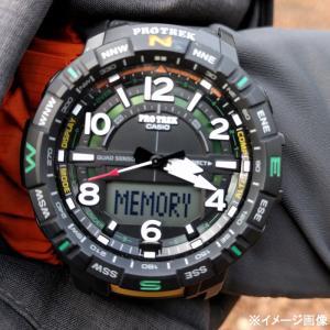 アウトドアウォッチ・時計 プロトレック 国内正規品 PRT-B50-2JF 10気圧防水 モバイイルリンク機能 ブルー|naturum-od|14
