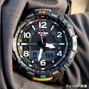 アウトドアウォッチ・時計 プロトレック 国内正規品 PRT-B50-2JF 10気圧防水 モバイイルリンク機能 ブルー|naturum-od|15