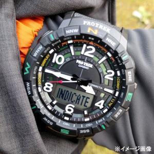 アウトドアウォッチ・時計 プロトレック 国内正規品 PRT-B50-2JF 10気圧防水 モバイイルリンク機能 ブルー|naturum-od|17