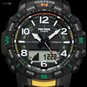 アウトドアウォッチ・時計 プロトレック 国内正規品 PRT-B50-2JF 10気圧防水 モバイイルリンク機能 ブルー|naturum-od|07