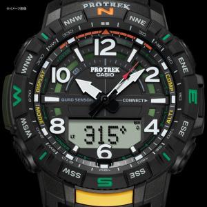 アウトドアウォッチ・時計 プロトレック 国内正規品 PRT-B50-2JF 10気圧防水 モバイイルリンク機能 ブルー|naturum-od|09