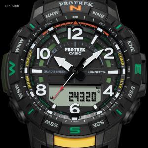 アウトドアウォッチ・時計 プロトレック 国内正規品 PRT-B50-2JF 10気圧防水 モバイイルリンク機能 ブルー|naturum-od|10