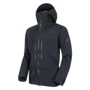 <title>15日限定ほぼ全品P5倍 アウトドアジャケット マムート 今季も再入荷 Teton HS Hooded Jacket AF Men's L 0001 black</title>