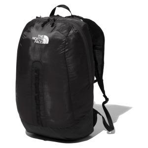 デイパック・バックパック ザ・ノースフェイス FLYWEIGHT PACK 15(フライウェイト パック 15) 15L ブラック(K)|naturum-od