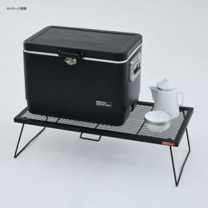 アウトドアテーブル TENT FACTORY スチールワークス FDテーブル900 900 BK|naturum-od|04