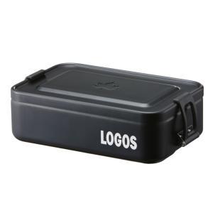 キャンプ設営用具 ロゴス メタルボックス