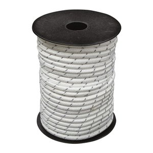 ogawa 張綱直径5mm 白 反射材入り 30m(ボビン巻)|naturum-od