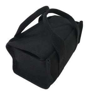 SPLASH FLASH 八号帆布 飯盒箱 (メスティンケースレギュラー) ブラック naturum-od