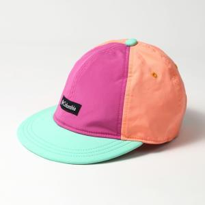 アウトドアウェア コロンビア Towy Beach Jr. Cap(トウイー ビーチ ジュニア キャップ) フリー 695(Pink Ice Multi)|naturum-od