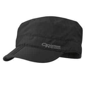 帽子・防寒・エプロン アウトドアリサーチ レイダーポケットキャップ L ブラック|naturum-od