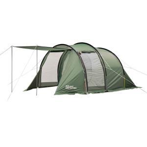 テント TENT FACTORY フォーシーズン トンネル 2ルームテント  限定カラー OLG|naturum-od