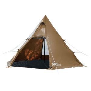 テント TENT FACTORY TCワンポールテントRG DBE|naturum-od