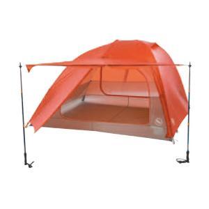 15日限定ほぼ全品P5倍 おすすめ テント ビッグアグネス コッパースプール UL4 再入荷 予約販売 オレンジ HV