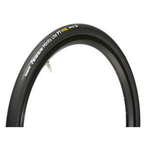 自転車タイヤ・チューブ パナレーサー ミニッツライト Minits Lite 20×1.25 黒×黒