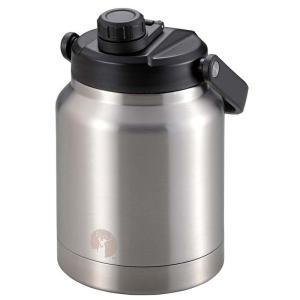 水筒・ボトル・ポリタンク キャプテンスタッグ HDウォータータンク2500 2.5L シルバー|naturum-od