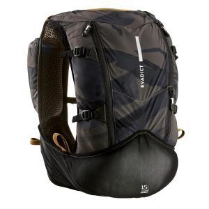 EVADICT ULTRA TRAIL 15L XL ブラック|naturum-od
